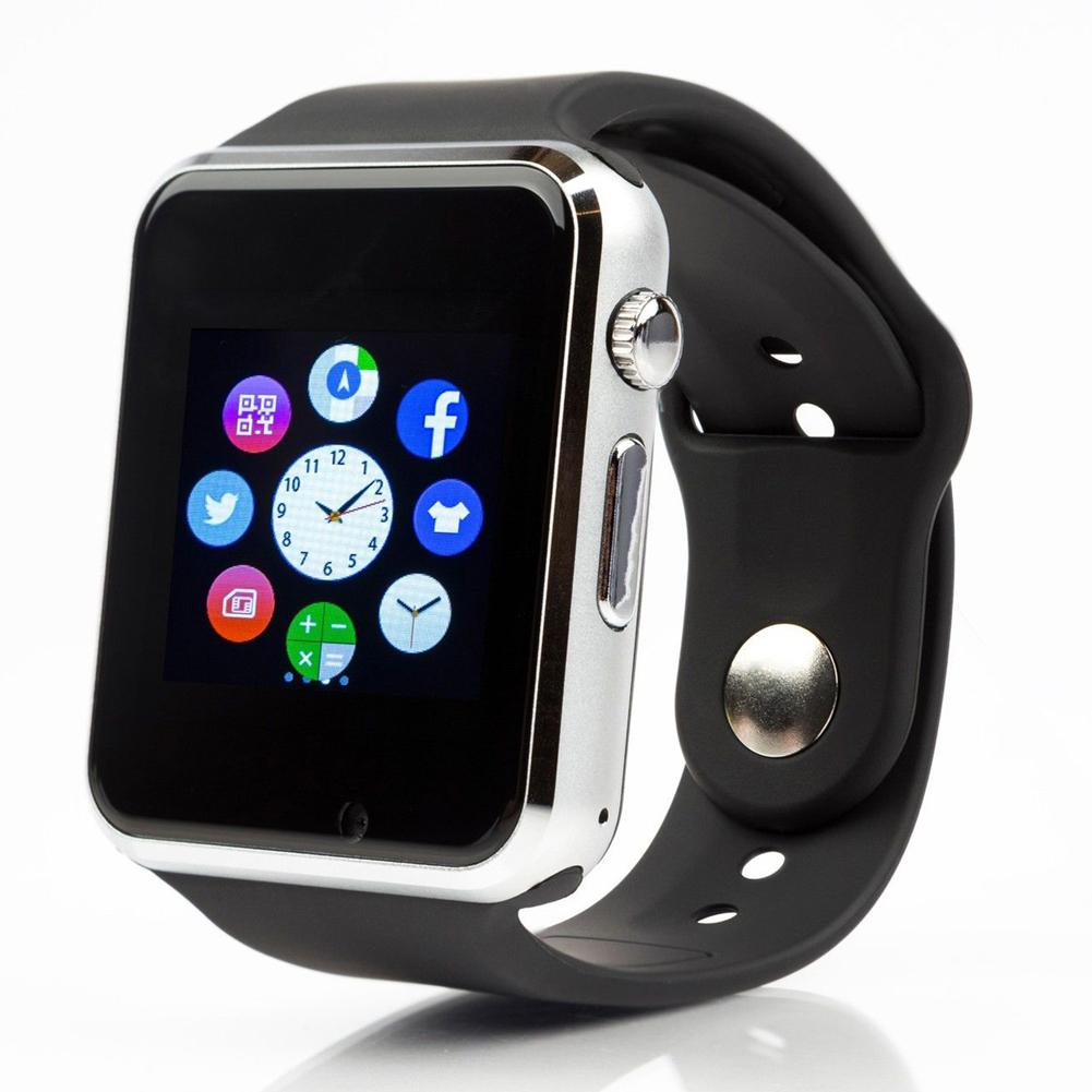 smartwatch bluetooth armbanduhr sim sd karte handy kamera. Black Bedroom Furniture Sets. Home Design Ideas