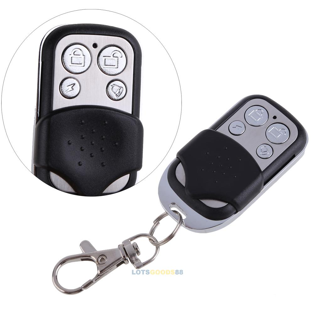 Universal Cloning Electric Gate Garage Door Remote Control Key Fob