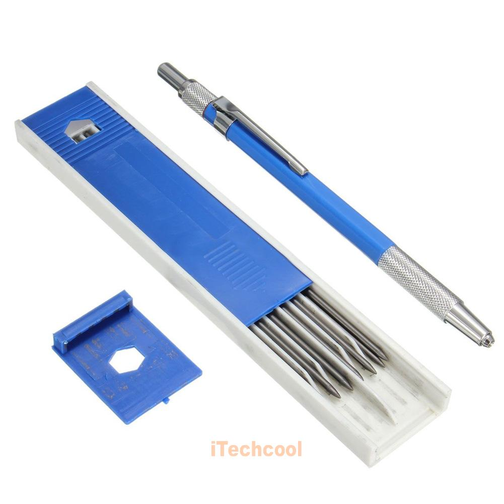 Details about 2mm 2b lead holder pencil 1pack 12 leads automatic mechanical drafting drawing