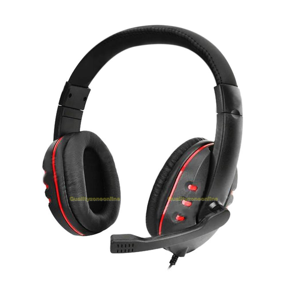 gaming kopfh rer headset 120cm draht sprachsteuerung w. Black Bedroom Furniture Sets. Home Design Ideas