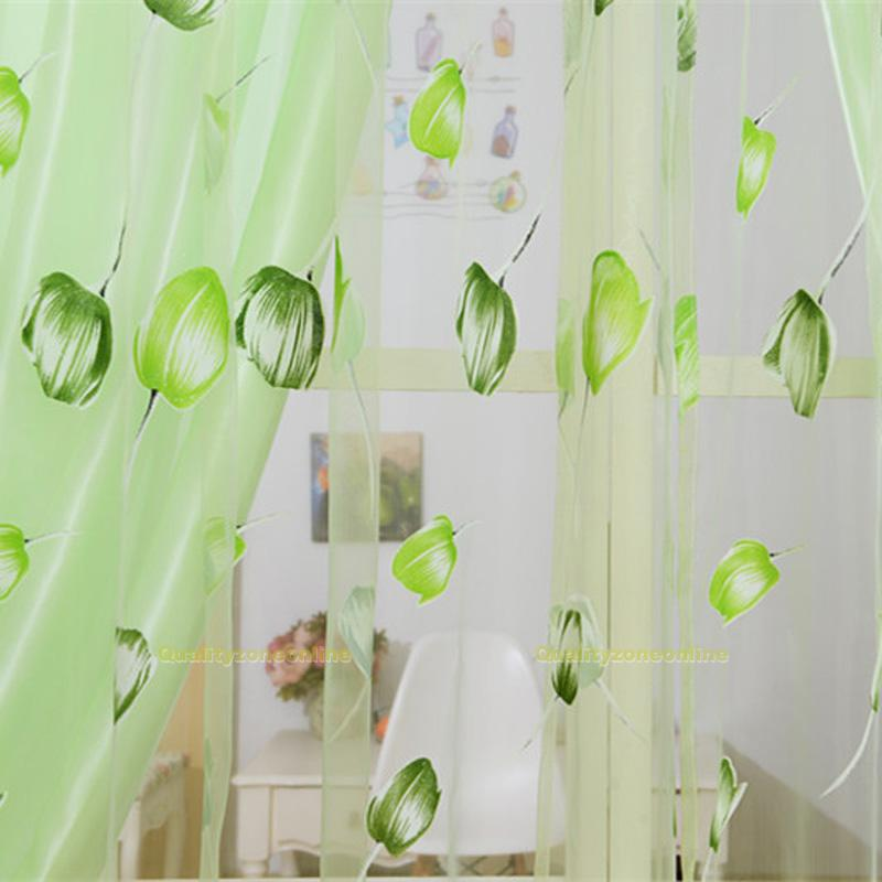 gardinen vorhang vorh nge transparent dekoschal fenster t r stores ebay. Black Bedroom Furniture Sets. Home Design Ideas