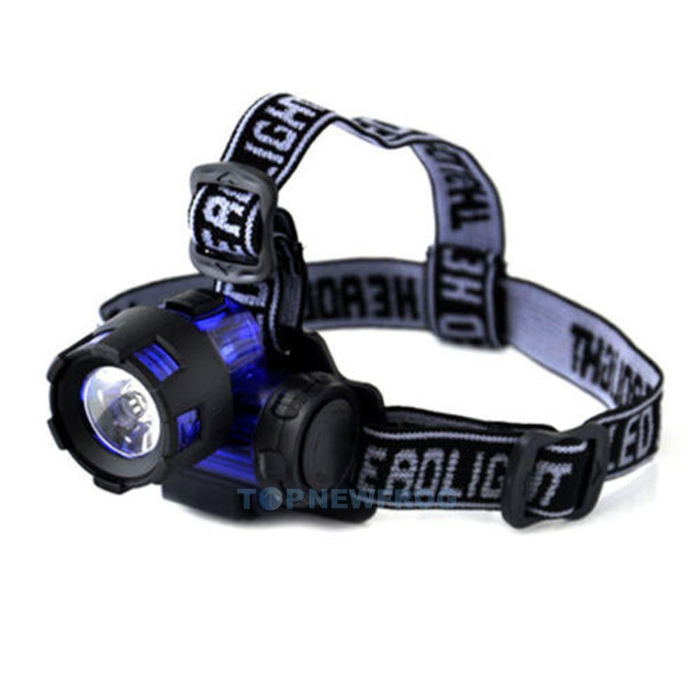 2000LM XM-L XML T6 LED 3W AAA Headlamp Headlight Head Light Lamp Torch