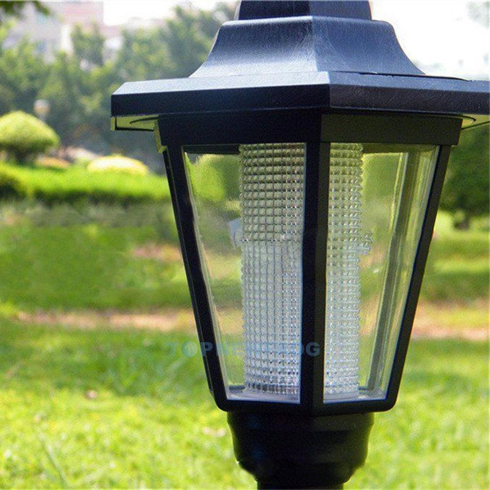 led solarleuchte solar leuchten solarlampe gartenleuchten wandleuchte ebay. Black Bedroom Furniture Sets. Home Design Ideas
