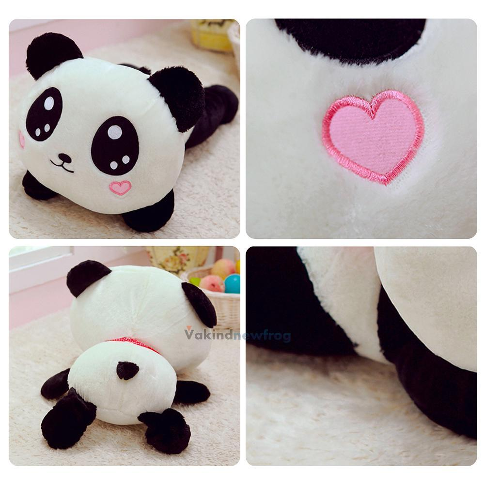 Plush Animal Body Pillows : 20cm Cute Plush Doll Toy Soft Stuffed Animal Panda Pillow Bolster for Kids Gift eBay