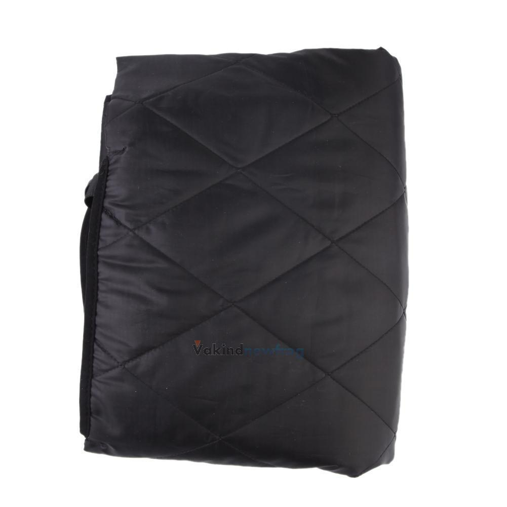 waterproof pet cat dog back car seat cover hammock protector mat blanket black v ebay. Black Bedroom Furniture Sets. Home Design Ideas