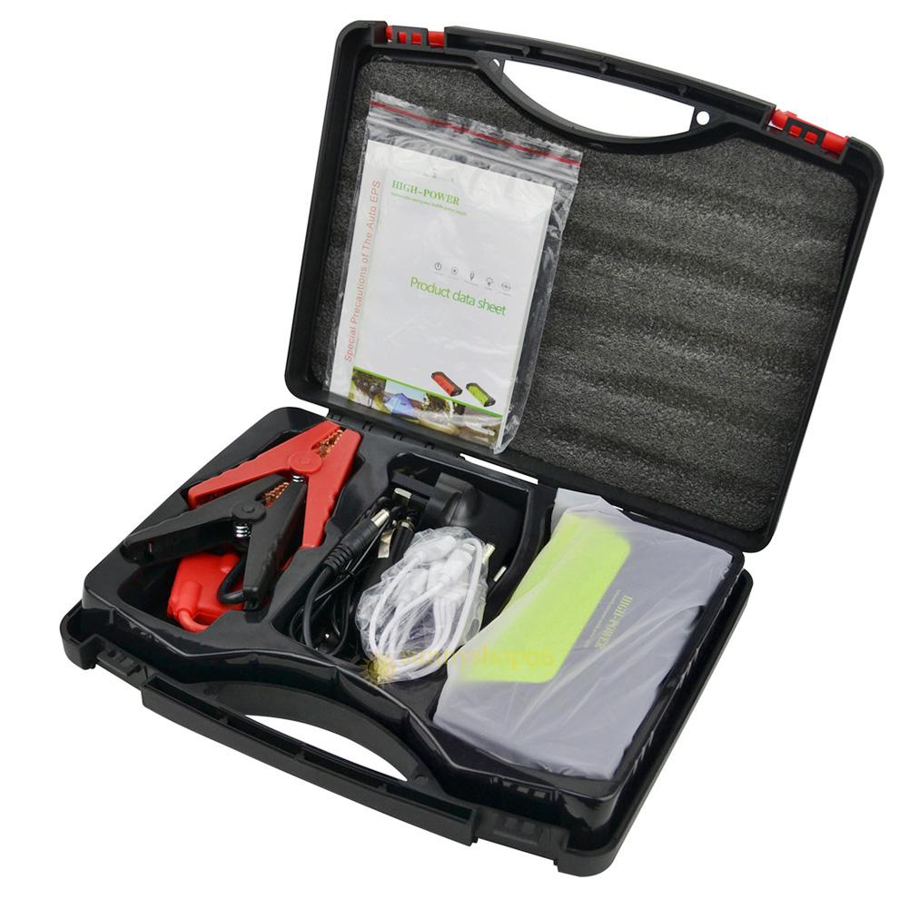 50800mAh 12V Car Jump Starter Pack Booster Portable