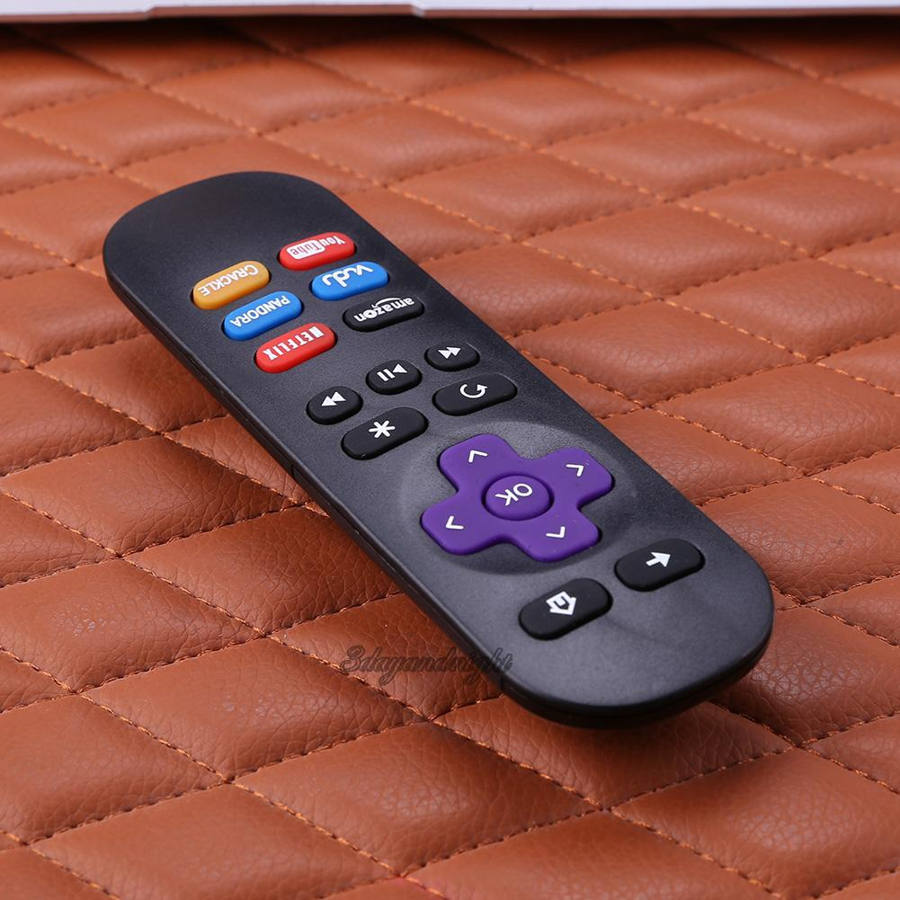New Replacement Ir Remote Controller For Roku 1 2 3 4 Lt
