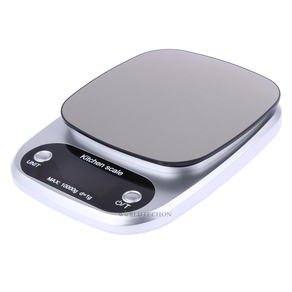 10000g x digital lcd kitchen scale weight scale for 0 1g kitchen scales