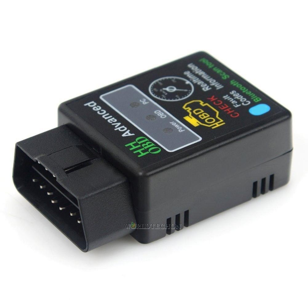 elm327 v2 1 obd 2 obd ii car auto bluetooth diagnostic. Black Bedroom Furniture Sets. Home Design Ideas