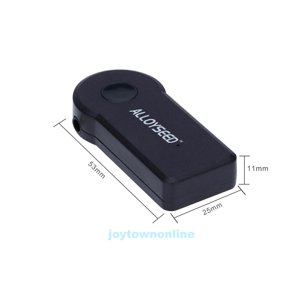 Bluetooth A2dp Adapter For Mercedes Benz: ALLOYSEED Car Wireless Bluetooth Audio Receiver Adapter