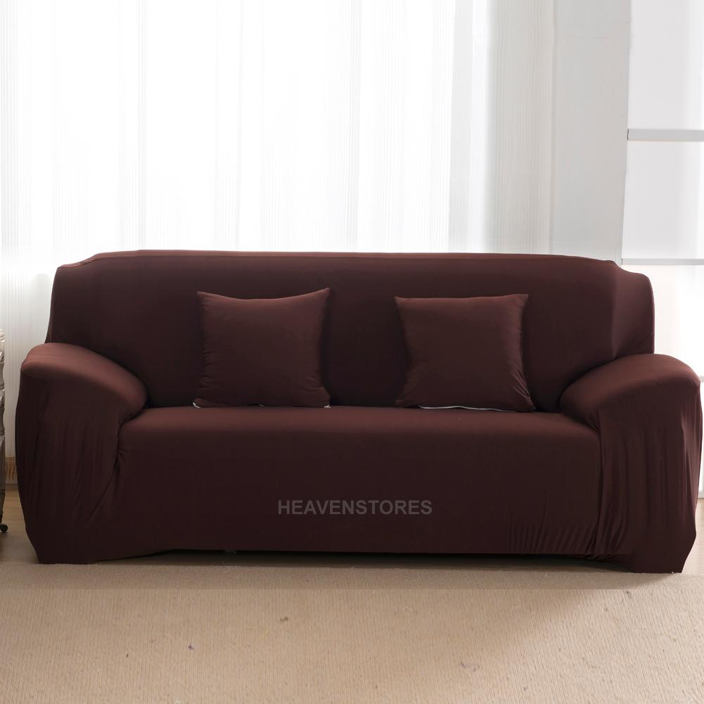 Stretch Slipcover Chair Love Seat Sofa Futon Recliner